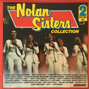 Nolan Sisters (‎The) - The Nolan Sisters Collection (LP) (VG/VG)